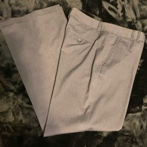 Express gray slacks